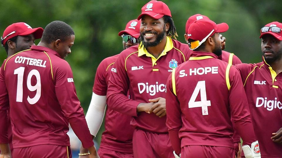 West Indies will take on Rest of the World XI to raise funds for Caribbean cricket grounds damaged by recent hurricanes.