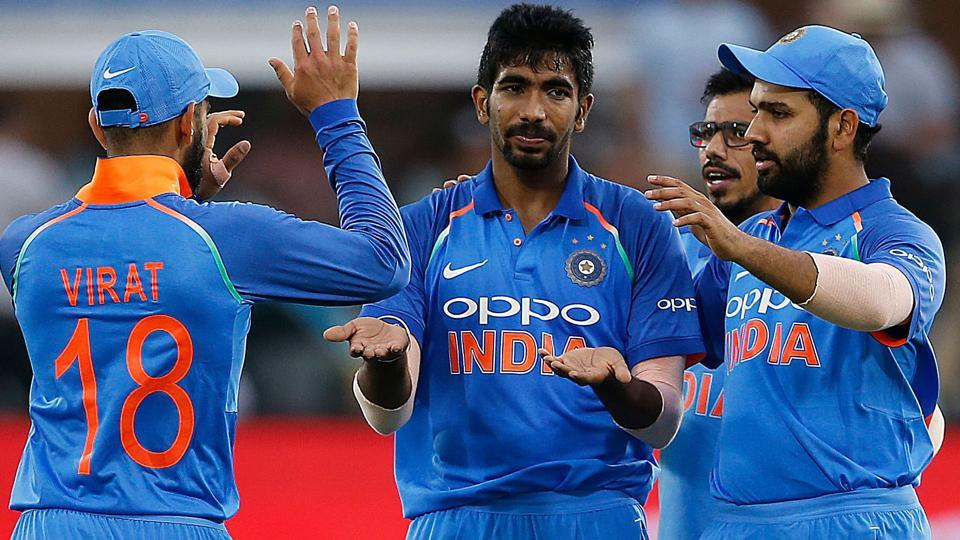 The Indian cricket team defeated South Africa in the ongoing ODI series to claim the top spot in the ICC ODI rankings.
