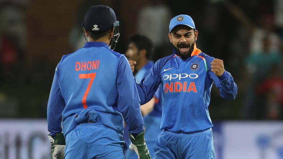 India beat South Africa by 73 runs in the fifth ODI in Port Elizabeth to register their first-ever series win in South Africa. Get full cricket score of India vs South Africa, 5th ODI here.