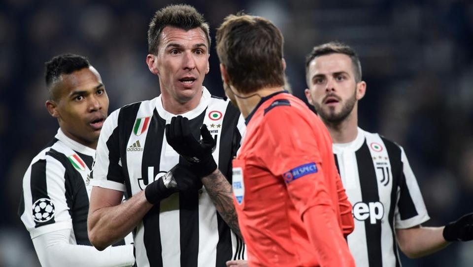 Juventus,Tottenham Hotspur,Massimiliano Allegri