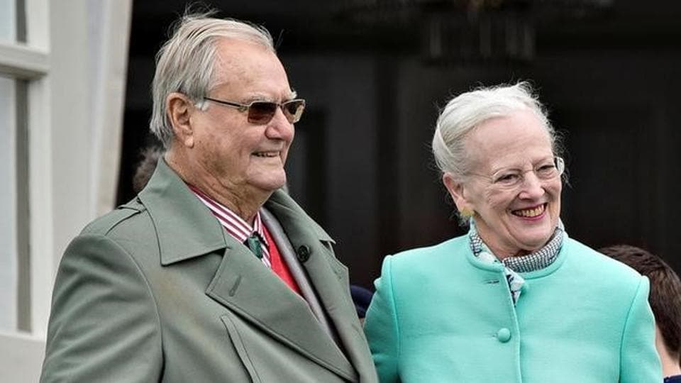 Prince Henrik of Denmark, Danish queen's husband, dies aged 83