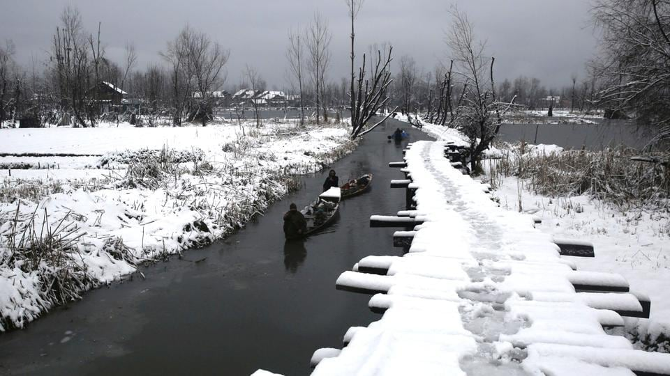 Avalanche,Avalanche warning,Jammu and Kashmir