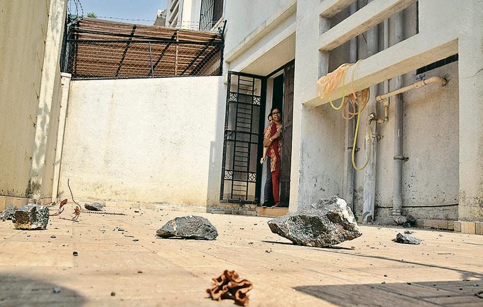Pune,baner,rocks
