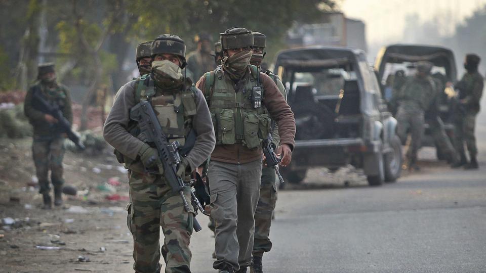 Jaish-e-Mohammad,Sunjwan army camp,Jammu terror attack