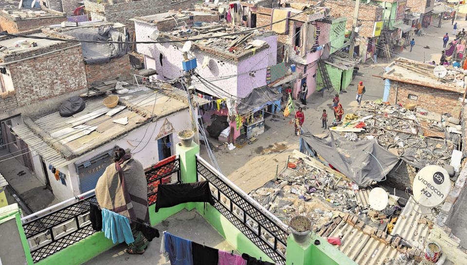 Delhi Master Plans fail to crack slum resettlement puzzle - delhi ...