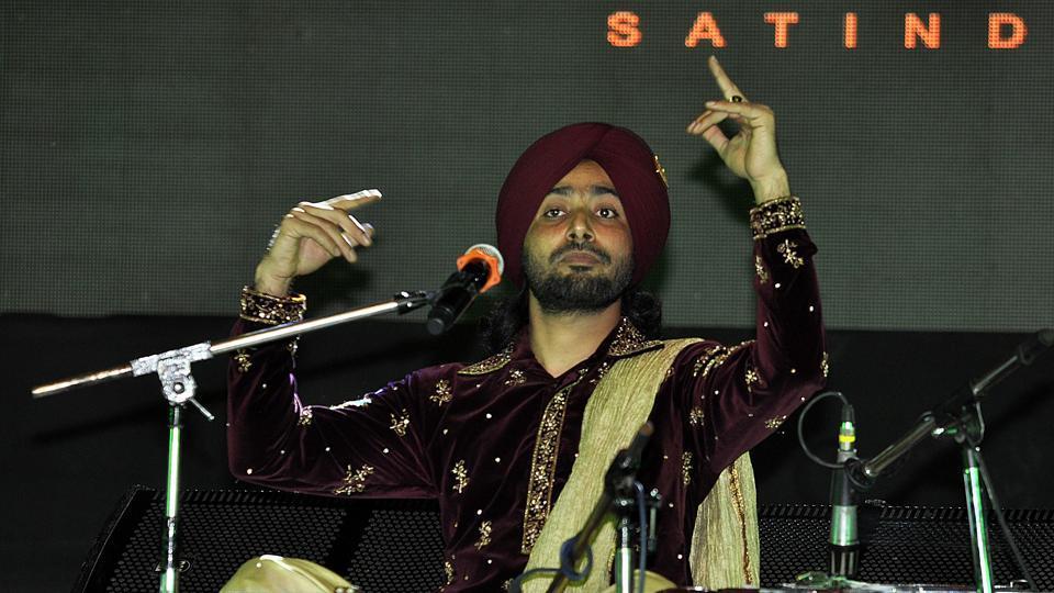 Satinder Sartaaj,Punjabi singers,Punjabi songs