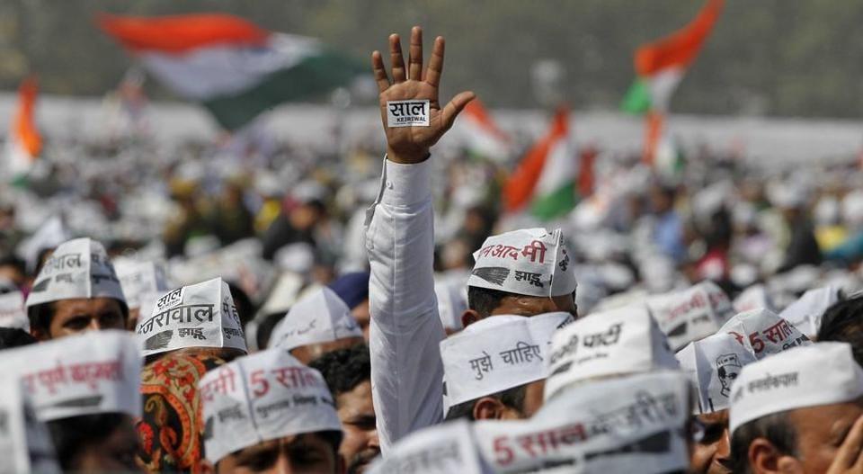 3 years of AAP,Delhi government,Arvind Kejriwal