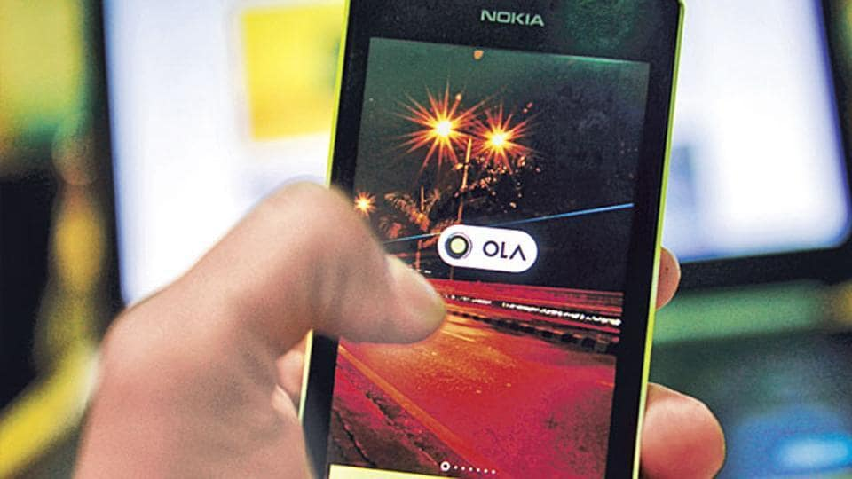 Ola's services are for a limited time in Perth, Australia