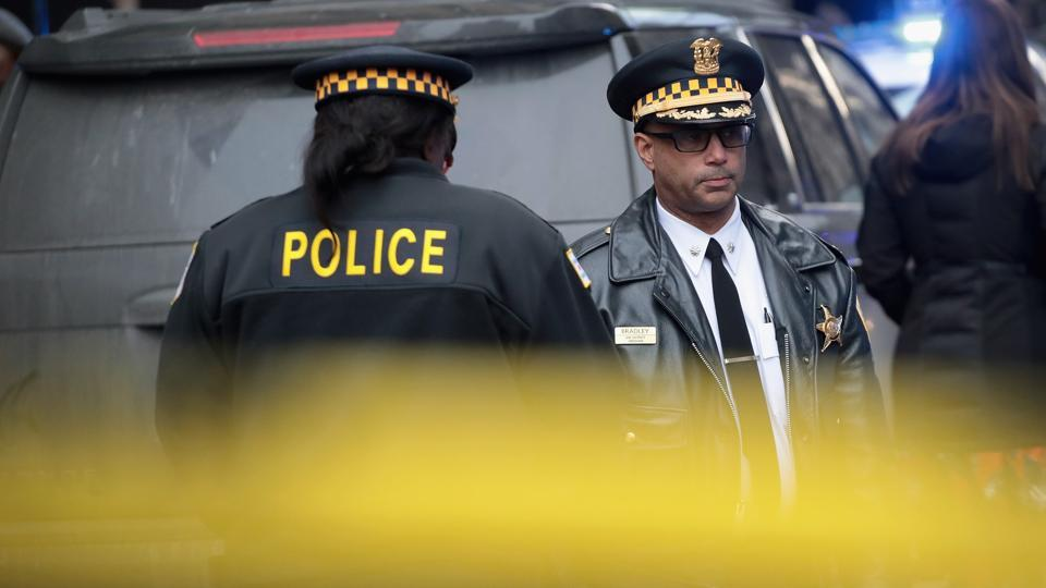 Chicago,US Police officer,US shooting