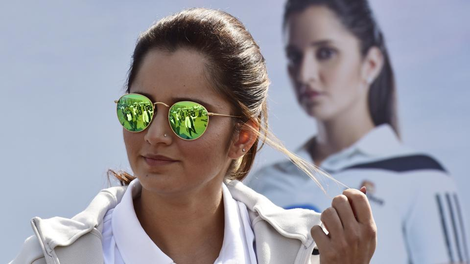 Sania Mirza is the only Indian women's tennis player to have won a Grand Slam title.