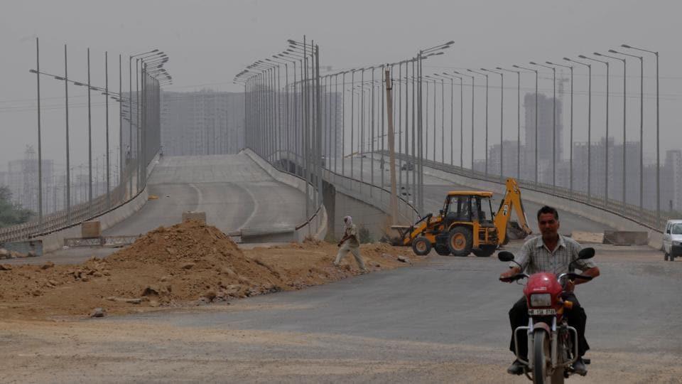 HUDA,NPR,Gurgaon