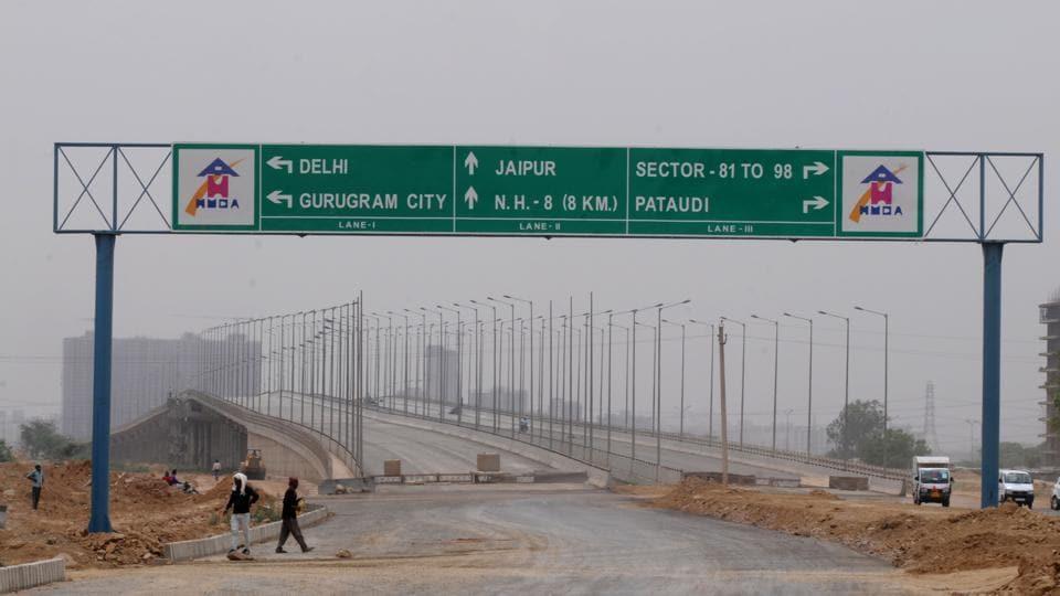 NPR,Dwarka Expressway,Huuda