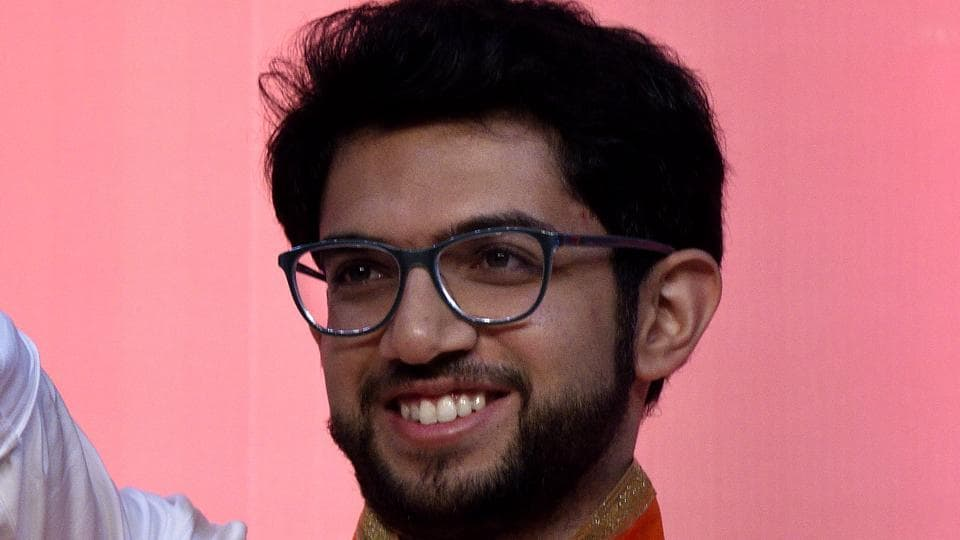 Under the influence of Shiv Sena leader Aaditya Thackeray, who has been trying to change the party's image, it has not disrupted Valentine's Day celebrations for a few years now.