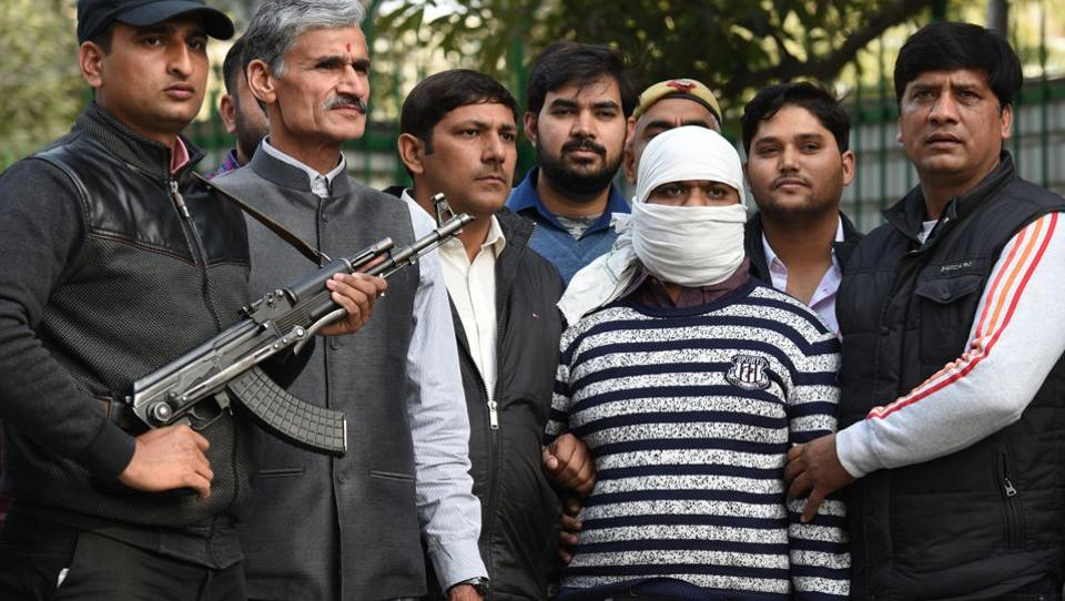 Suspected Indian Mujahideen terrorist Ariz Khan was arrested by Delhi Police on Wednesday.