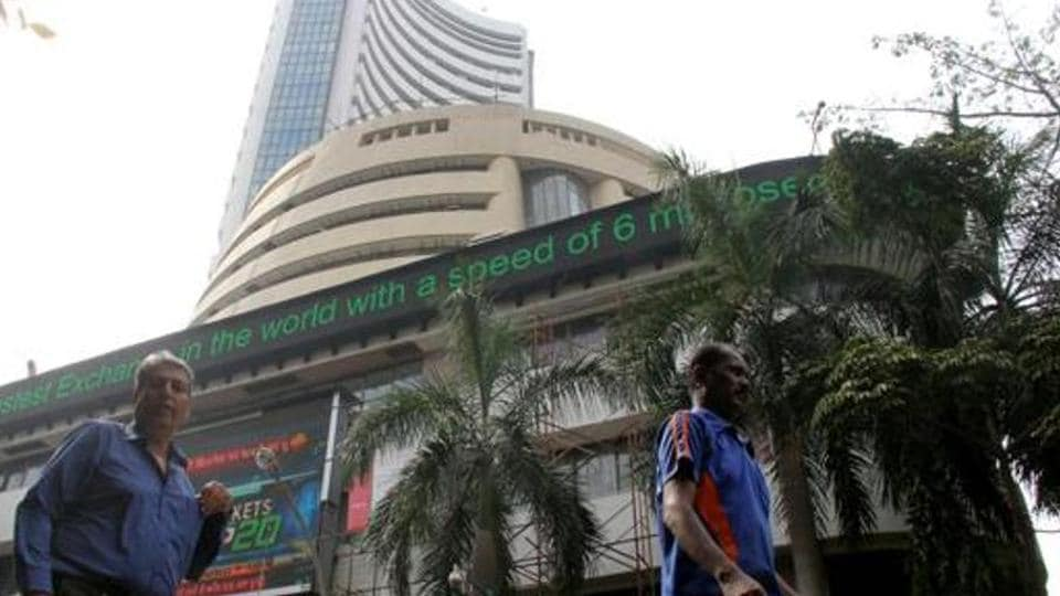 BSE Sensex extended gains in early trade on back of positive macroeconomic data and sustained buying by domestic institutional investors (DIIs) amid appreciating rupee.