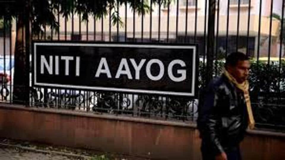 NITI Aayog,Narendra Modi,Dinesh Aroroa