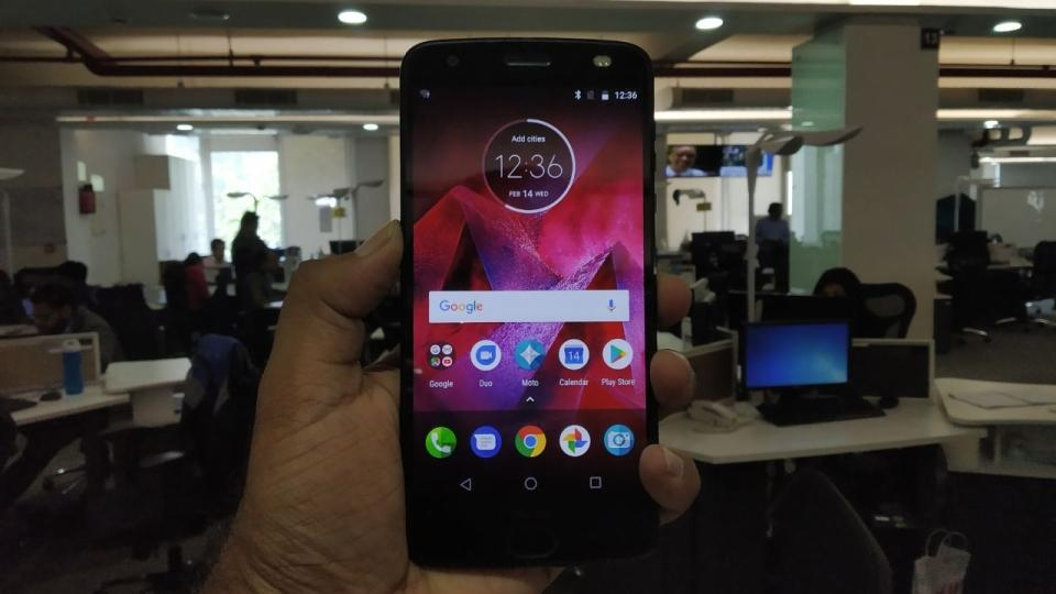 Meet Moto Z2 Force, Motorola's latest flagship smartphone in India.