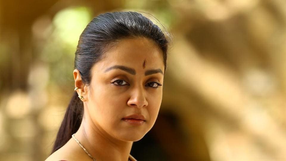Jyothika is the chief attraction of Nachiyaar, though the anticipation fromGV Prakash too is pretty high.