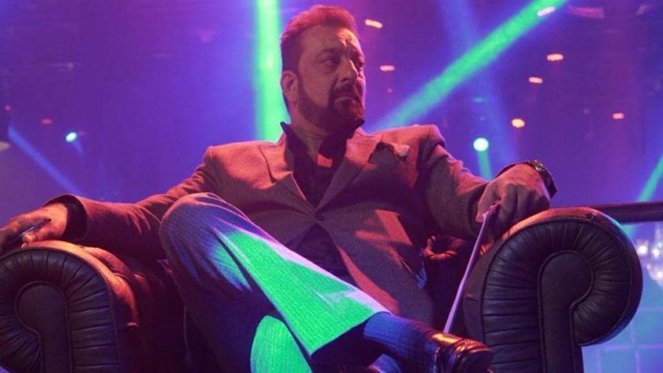 Actor Sanjay Dutt's look from Saheb Biwi Aur Gangster 3.