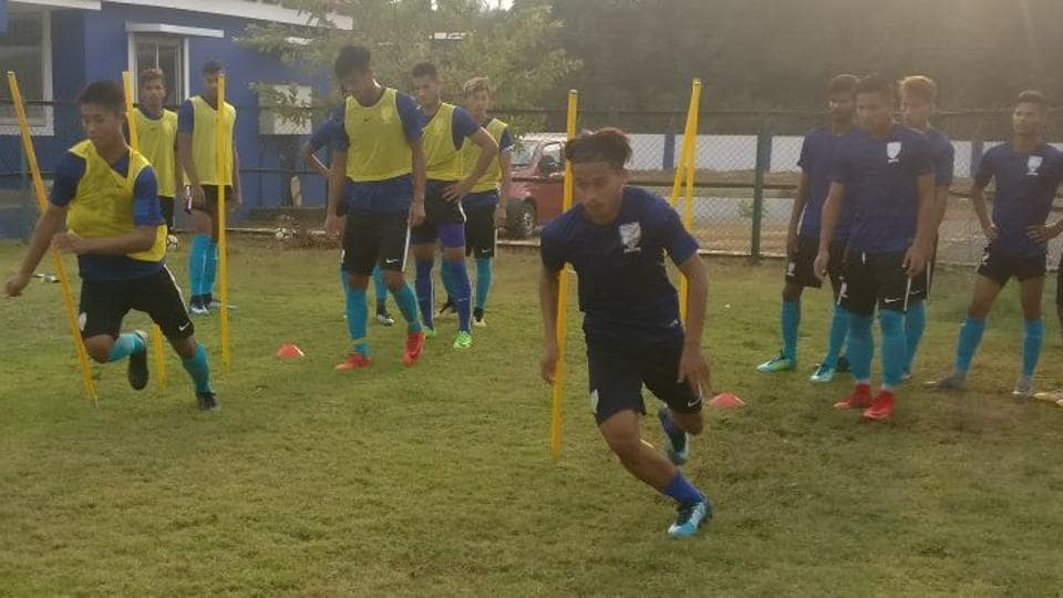 Indian Arrows come into the I-League game vs Aizawl FC full of confidence after registering a thrilling 2-1 win against Churchill Brothers FC in their previous match.