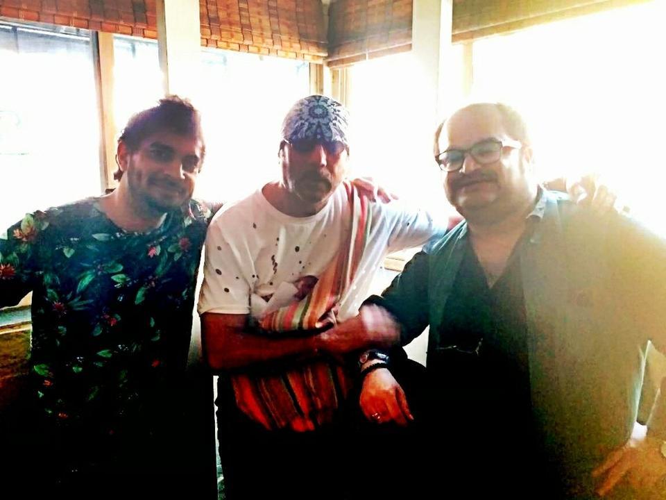 Jackie Shroff,Tahir Raj Bhasin,The Playboy Mr Sawhney