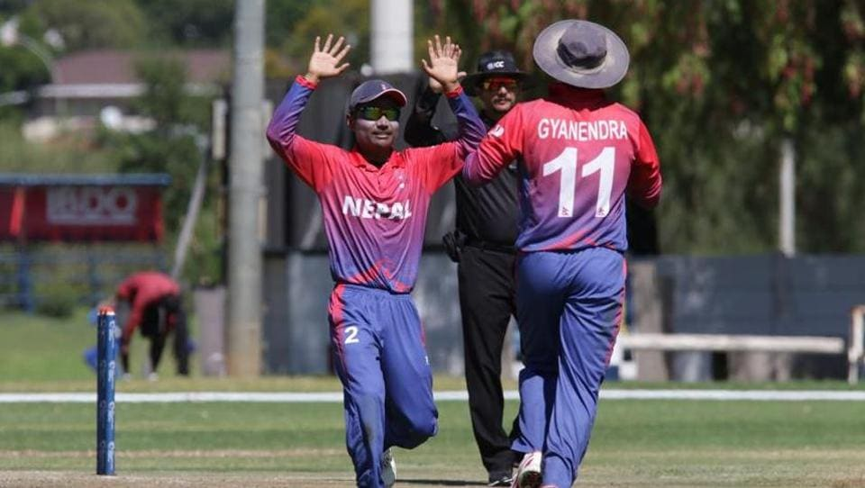 Nepal Captain 'Speechless' After Thrilling Entry Into 2019 WC Qualifiers