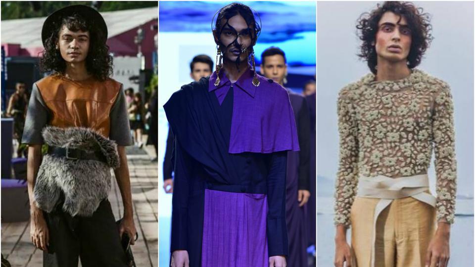 Lakme Fashion Week,Amazon Fashion Week,Indian male models