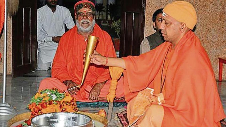 Yogi Adityanath has represented Gorakhpur for  20 years.