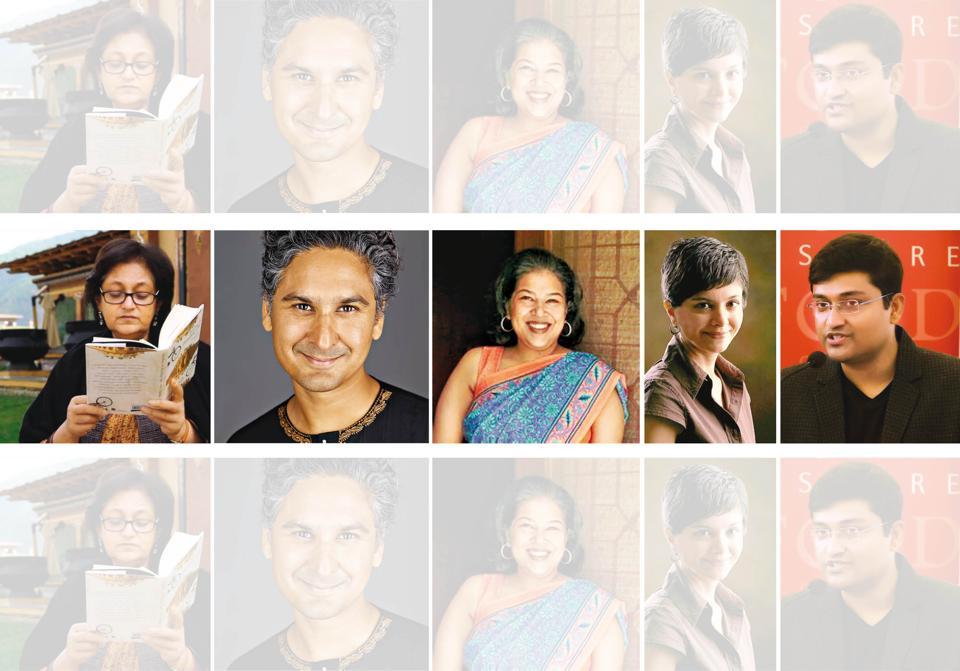 namita gokhale,rahul mehta,Madhulika Liddle