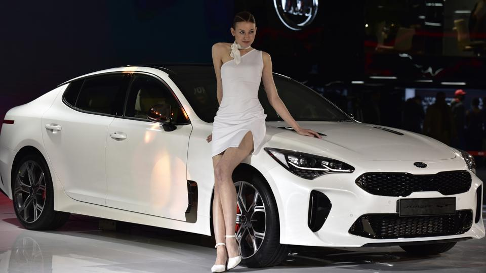The Auto Expo 2018 opened for general public on 9 February at Greater Noida's India Expo Mart.