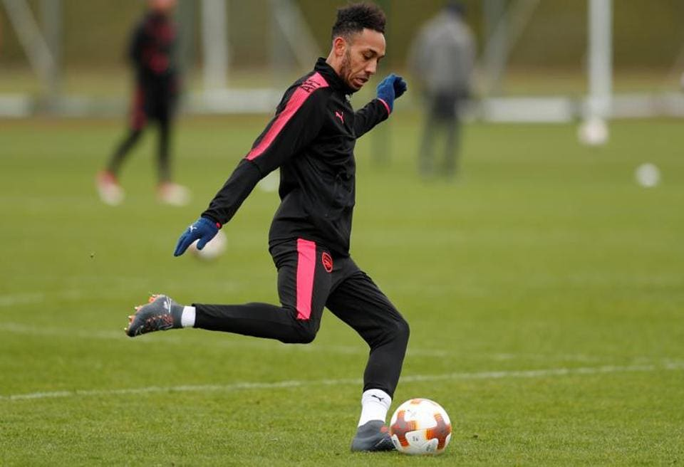 Arsenal's Pierre-Emerick Aubameyang will not be able to be part of the club's Europa League campaign this season.
