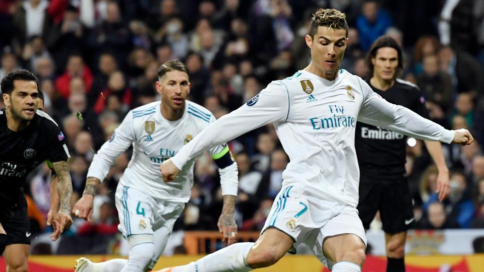 Cristiano Ronaldo,Champions League,Real Madrid