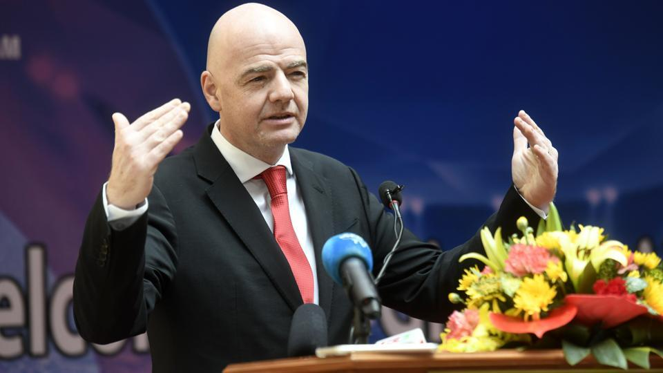 FIFA president Gianni Infantino wants to introduce new rules to limit agents' fees and transfer market spending after 2017 saw transfer fees spike further upwards.