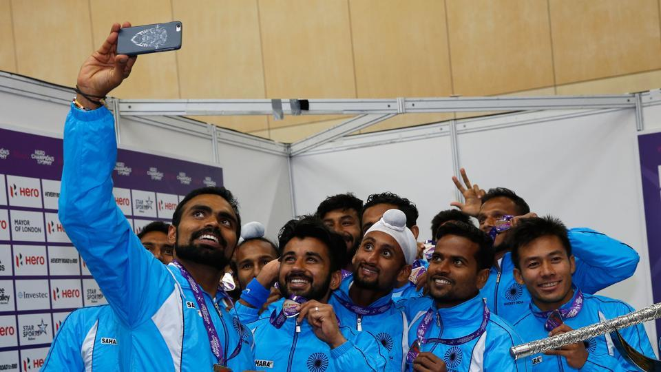 Indian hockey team,Sjoerd Marijne,Hockey India
