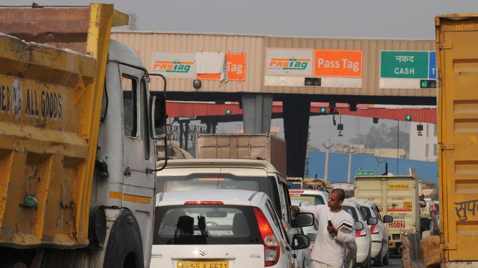 National Highways Authority of India is to set up toll plaza at Sehrawan, which is located 11 kilometres from the present toll plaza at Kherki Daula.