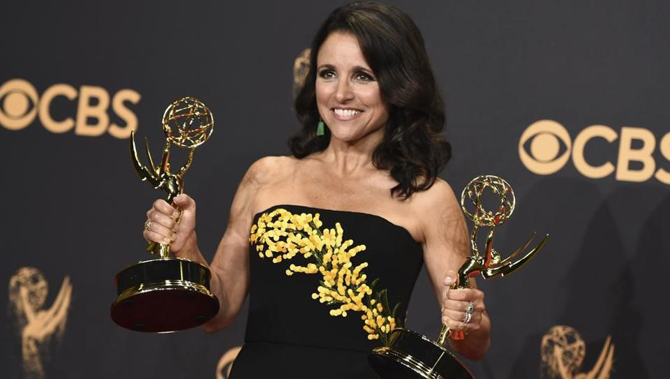 Julia Louis-Dreyfus,Cancer,Veep