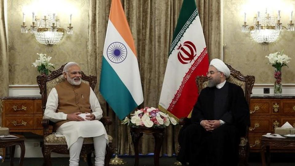 Hassan Rouhani,Iran,Narendra Modi