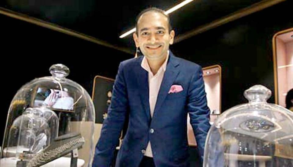The diamantaire Nirav Modi is an Indian citizen, .but his brother Nishal and wife Ami are not Indian nationals.