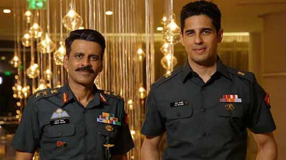 Manoj Bajpayee and Sidharth Malhotra plays lead roles in Neeraj Pandey's Aiyaary.