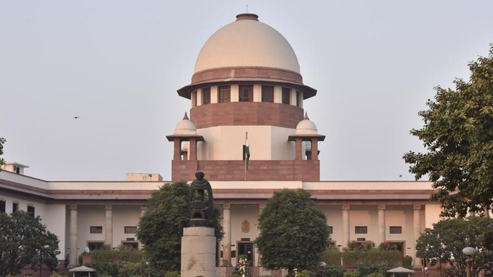A file photo of Supreme Court of India.