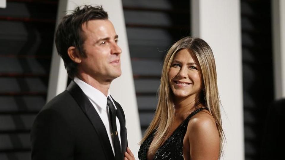Jennifer Aniston,Justin Theroux,Jennifer Aniston Divorce