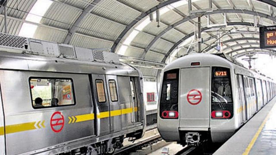 Delhi Metro,Yellow Line,Metro trains slow