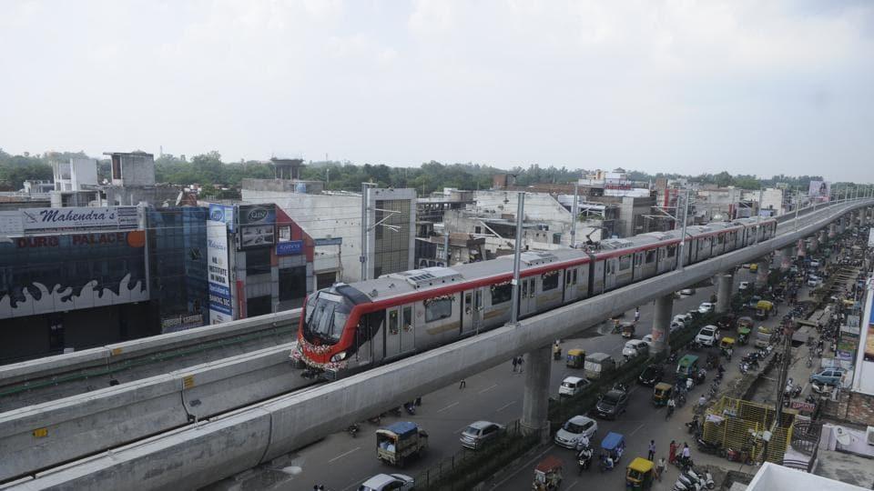 Lucknow Metro,Kite strings,LMRC