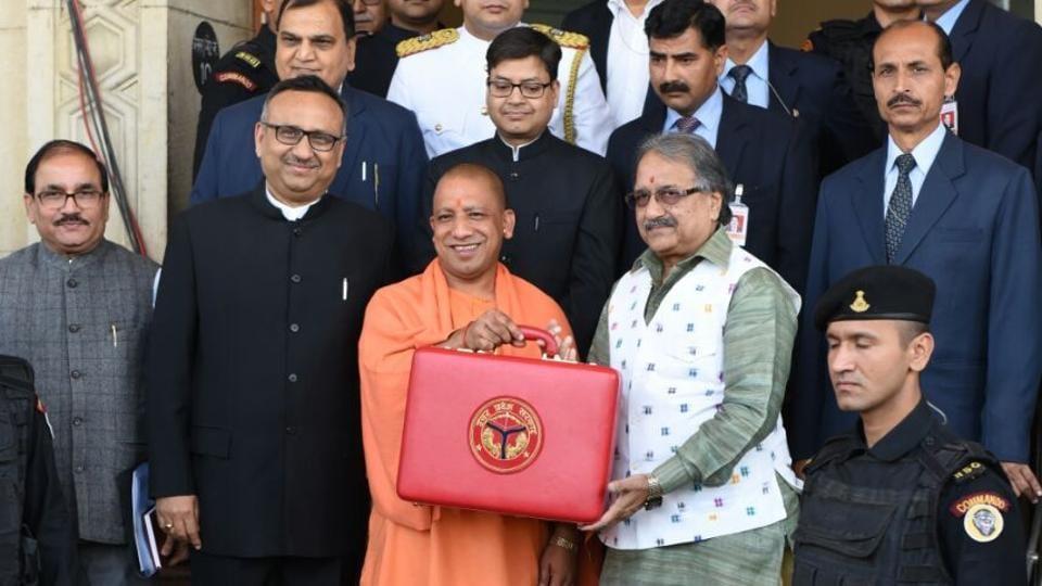 UP budget,Uttar Prdaesh budget,Yogi Adityanath