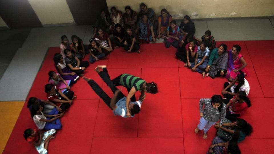 Self-defence courses,UGC,Education