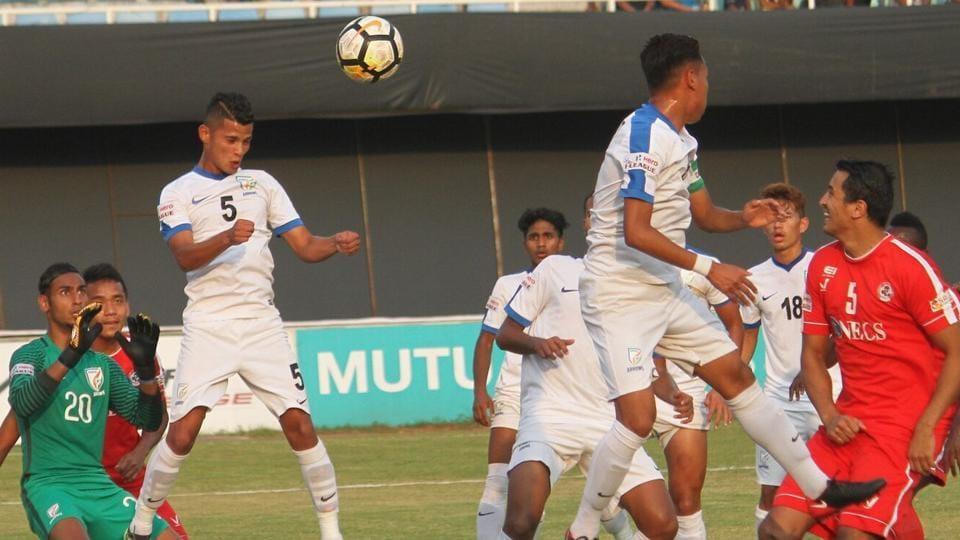 I-League,Indian Arrows,Aizawl FC