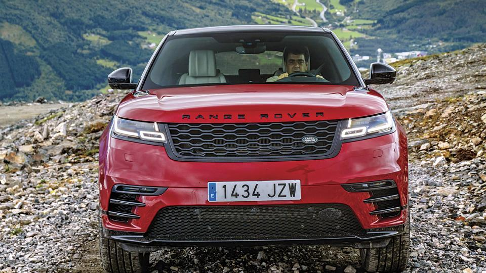 range rover velar india review: could this be the world's sexiest