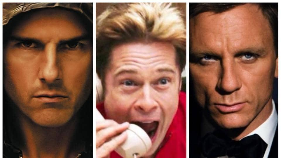 James Bond,Ethan Hunt,Aiyaary