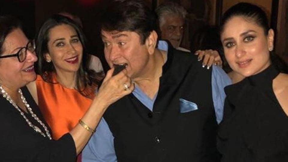 Kareena Kapoor Khan,Randhir Kapoor irthday,KArisma Kapoor