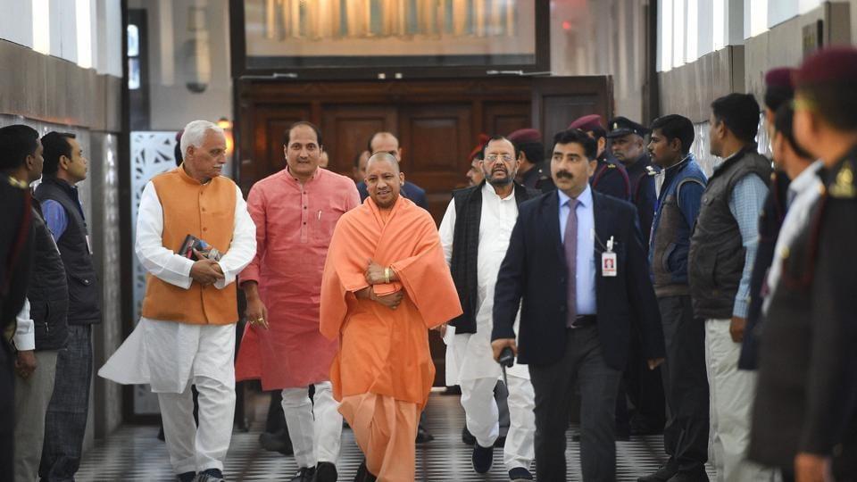 Police encounters won't stop, says Yogi Adityanath